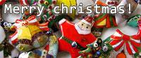 メリークリスマス!ツリーやリース、サンタクロースや靴下、ベル等のモチーフのアクセサリや額。手作りハンドメイドのあたたかみを贈り物にぜひ